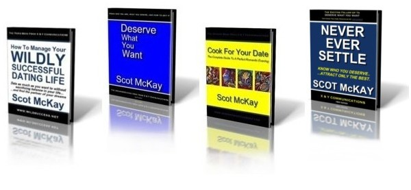 'The Red Package:  All Four Books By Scot McKay