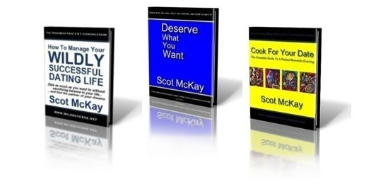 'The Blue Package:  Three Books By Scot McKay