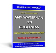 Amy Waterman Discusses Great Men And Great Women