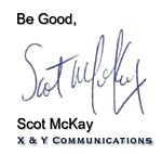 Scot McKay, X & Y Communications LLC