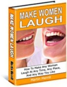 Martin Merrill's Make Women Laugh