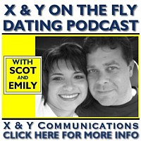 Subscribe To The X & Y On The Fly Dating Podcast