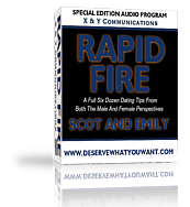Scot And Emily McKay's RAPID FIRE Audio Program